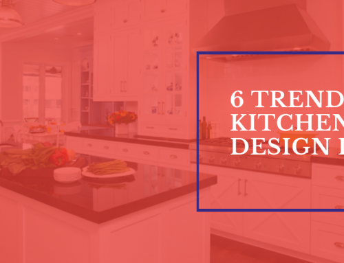 6 Trendy Kitchen Design Ideas