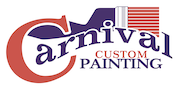 Carnival Custom Painting DFW Logo